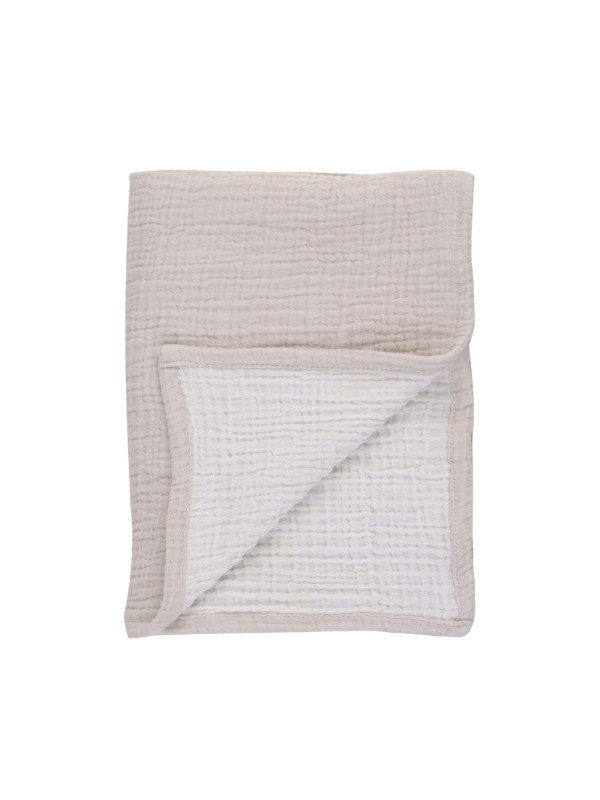 Beige Baby Blanket - Cocoon Collection