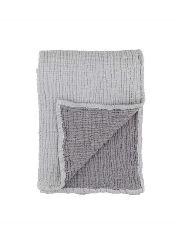 Grey Baby Blanket - Cocoon Collection