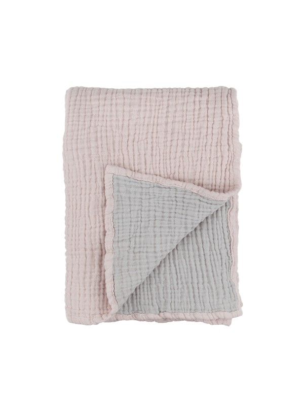 Pink Baby Blanket - Cocoon Collection