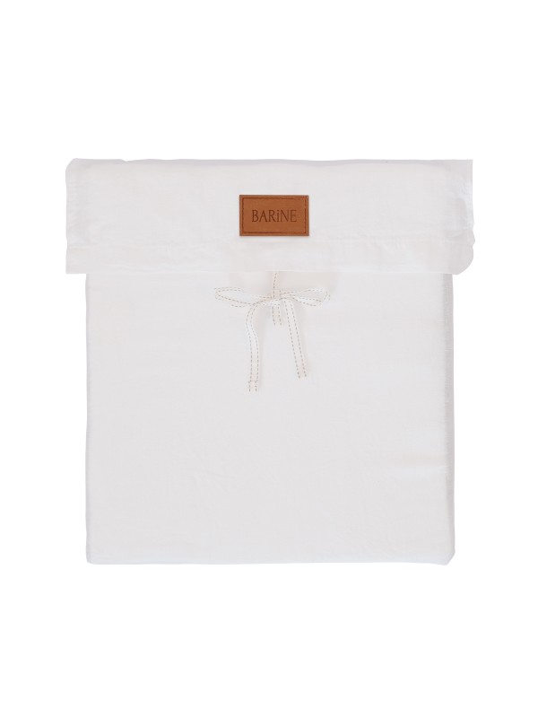 White Duvet Cover - Serenity Collection