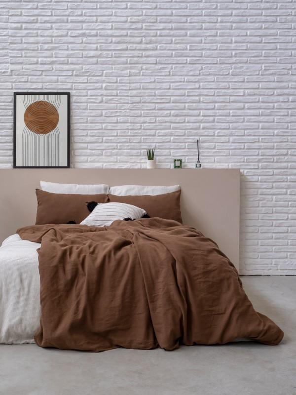 Bison Duvet Cover - Serenity Collection