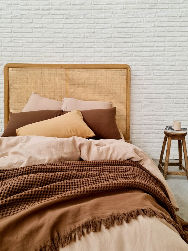 Nougat Duvet Cover - Serenity Collection