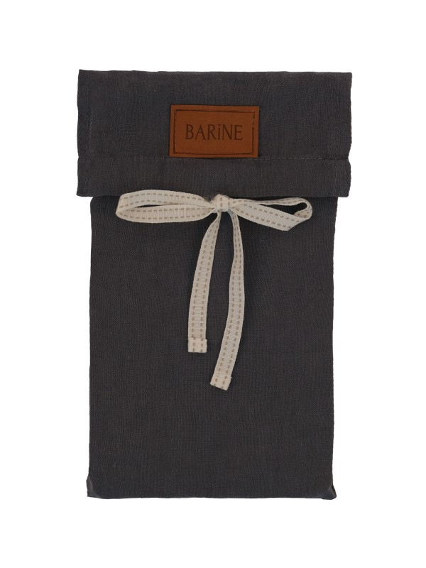 Anthracite Pillowcase Set of 2 - Serenity Collection