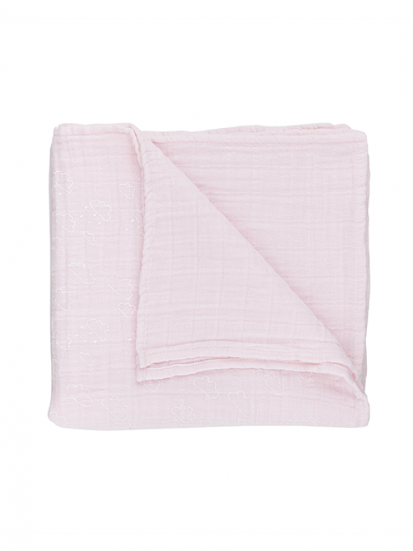Pink Muslin - Cloud Collection