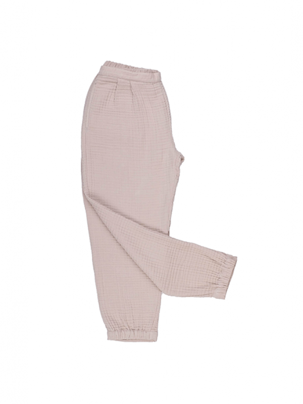 Beige Adult Pants - Cocoon Collection