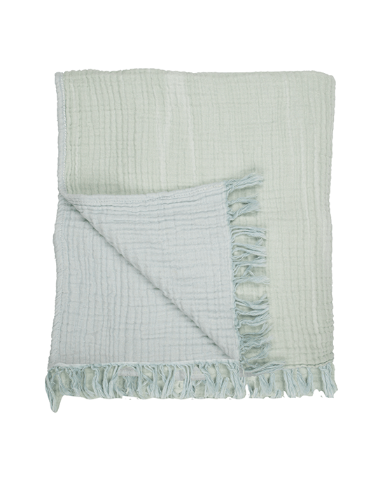 Cocoon Bed Cover - Sage