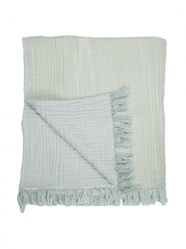 Sage Bed Cover - Cocoon Collection