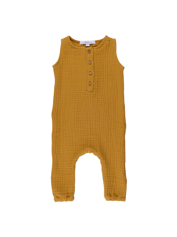 Cocoon Onesie - Curry