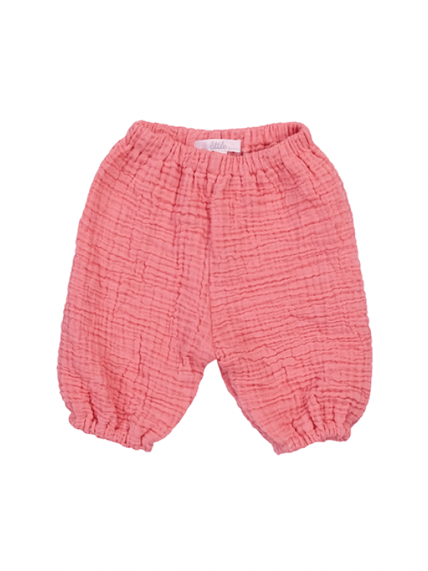 Cocoon Short - Coral