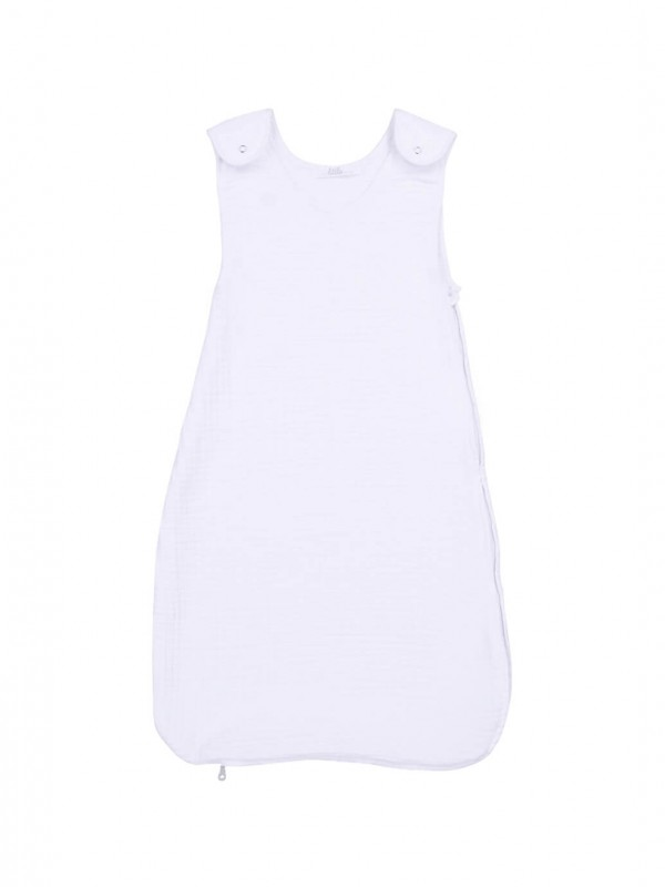 White Sleeping Bag - Cocoon Collection
