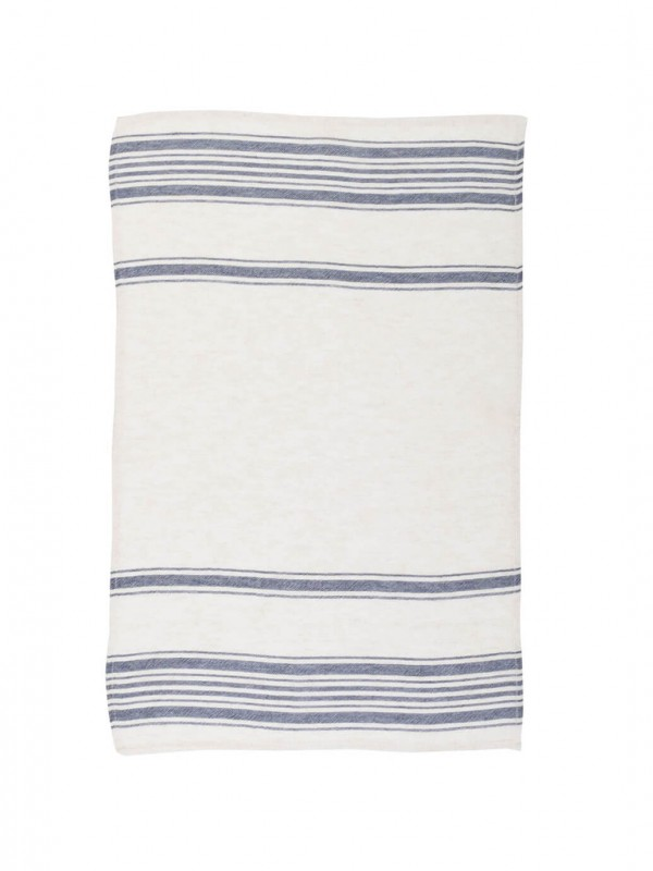 Navy Kitchen Towel - Epicure Collection