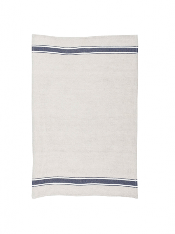 Navy Kitchen Towel - Gastronome Collection