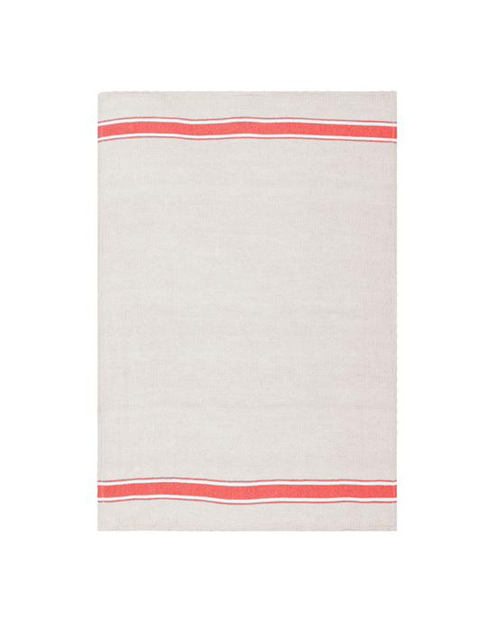 Gastronome Kitchen Towel - Red