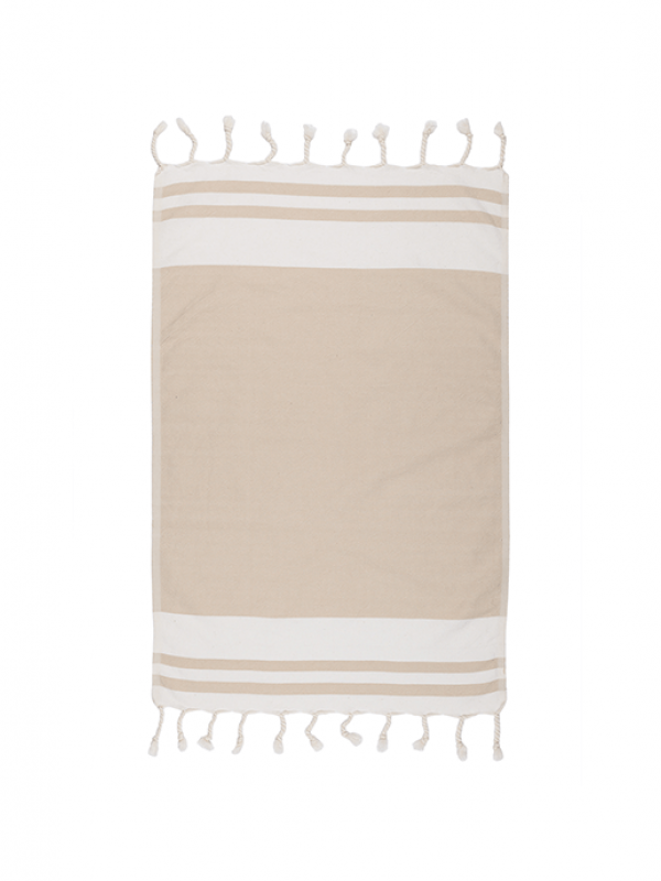 Beige Kitchen Towel - Gusto Collection