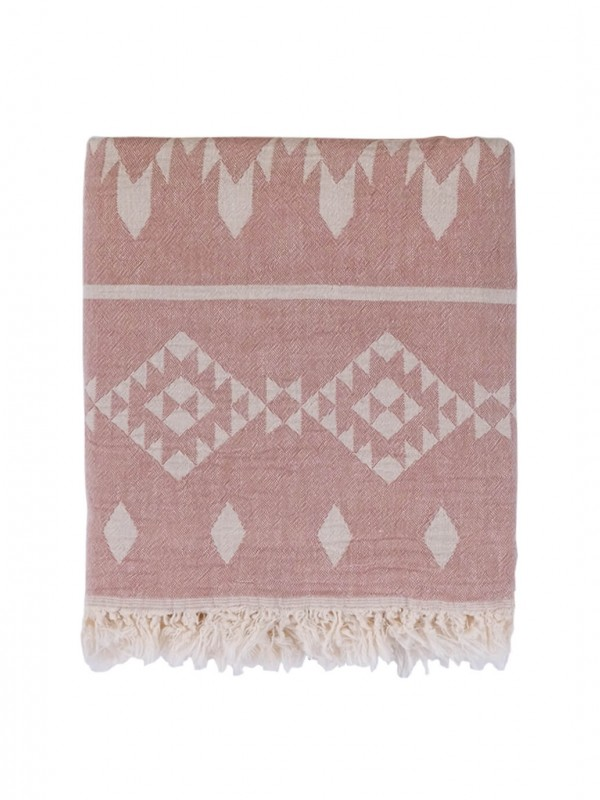 Mousse Throw - Kilim Collection