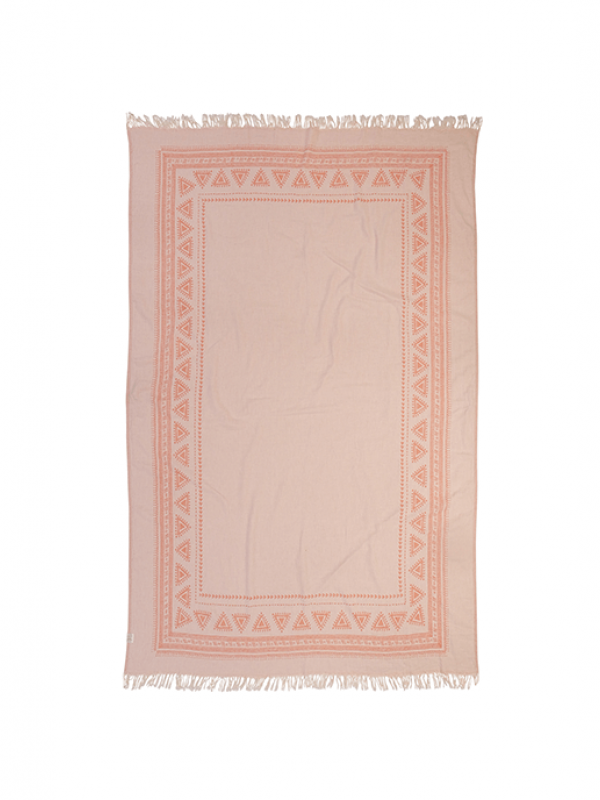Apricot Throw - Mono Collection