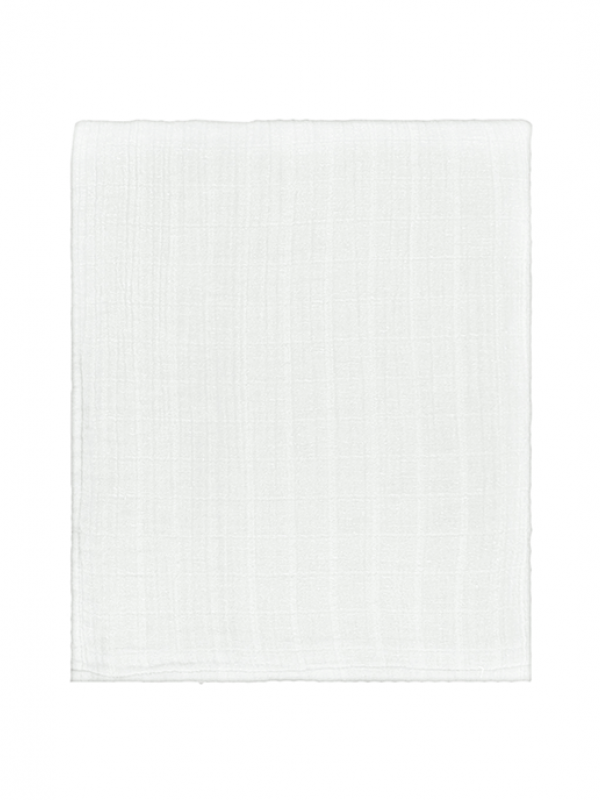 White Bedspread - Muslin Collection