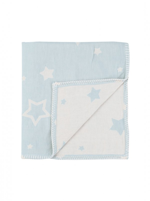 Mint Baby Blanket - New Twinkle Star Collection