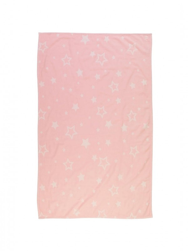 Pink Baby Blanket - New Twinkle Star Collection