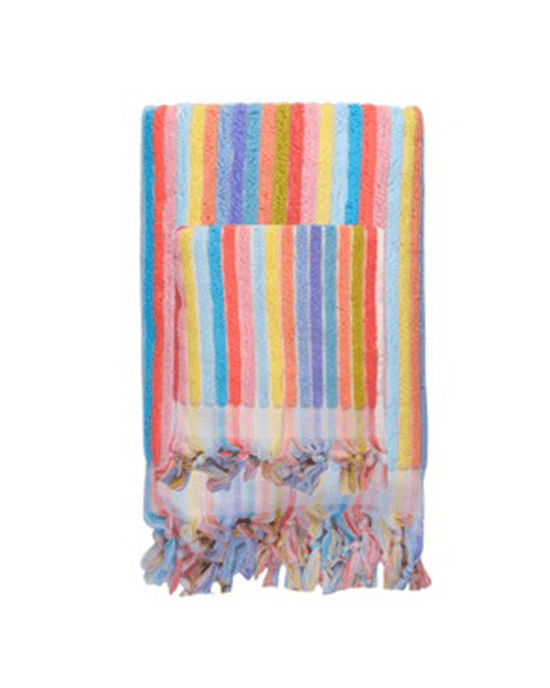 Rib Towel - Candy