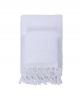 White Towel - Rib Collection