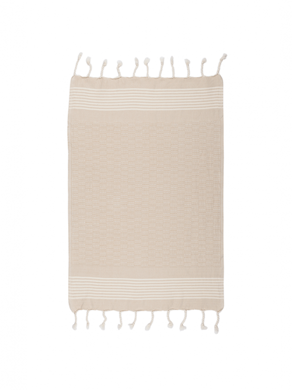 Beige Kitchen Towel - Seasons Collection