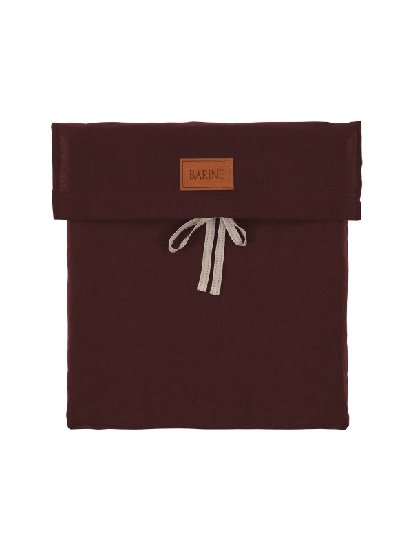 Wine Duvet Cover - Serenity Collection