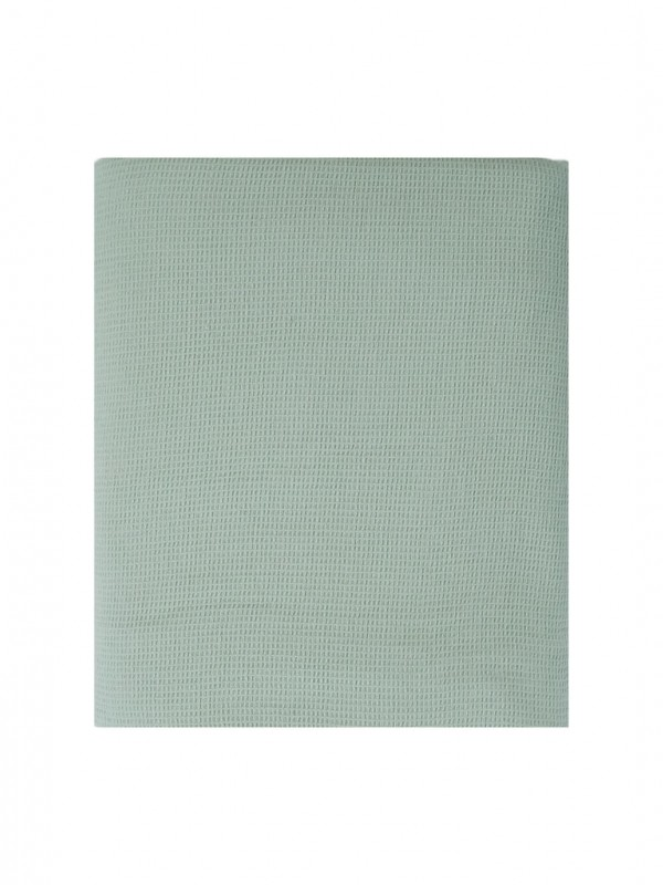 Sage Duvet Cover - Waffle Collection