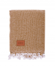 Camel Throw - Wool Basket Collection