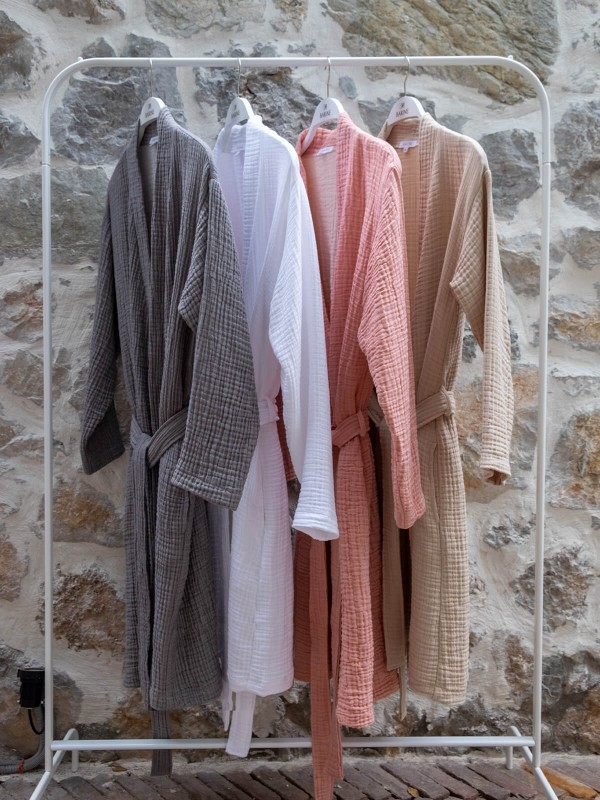 Canyon/Sand Dollar Robe - Cocoon Collection